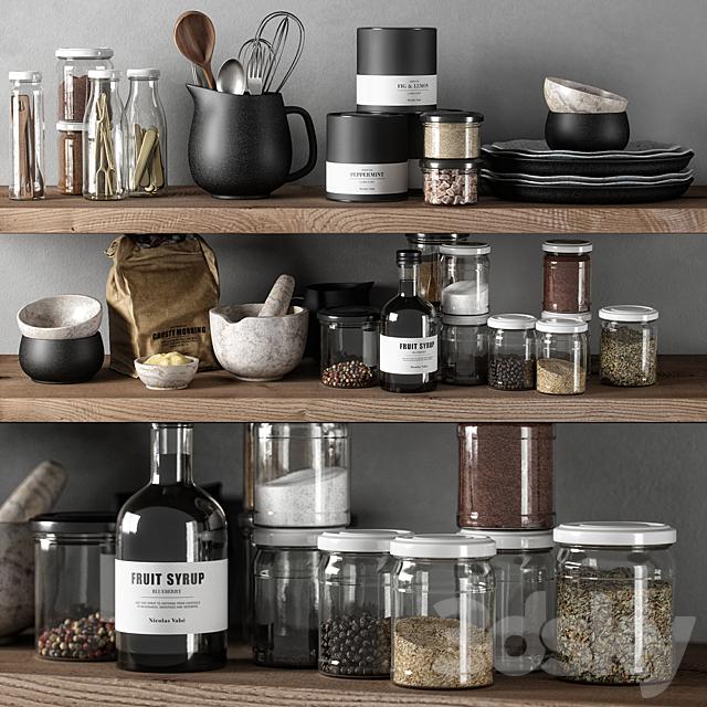 kitchen decor set 03