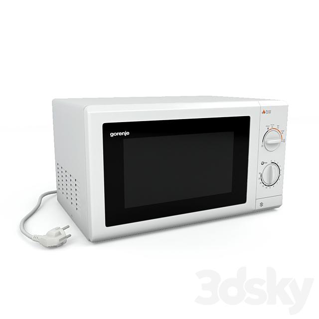 Microwave gorenje mo17mw