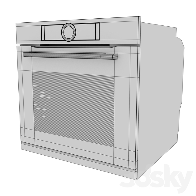 Bosch Serie 8 oven
