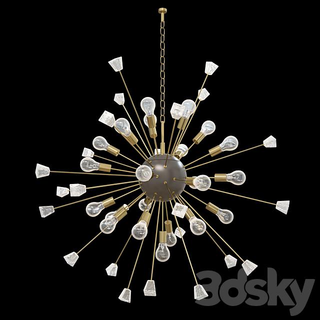 Kare Design Crystal Bomb