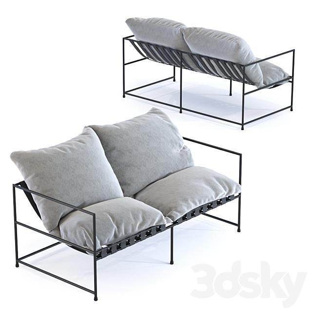 Sofa Cornwall 2-Seater