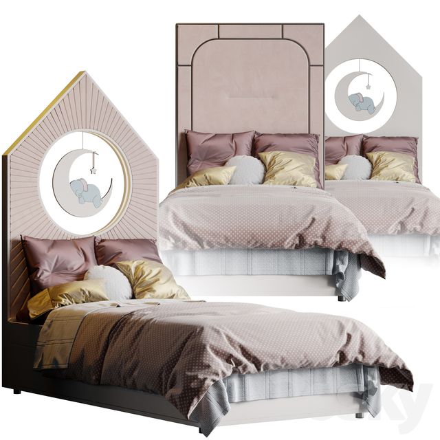 Kid's Bedroom set 2