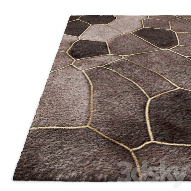 Jewel Rug by Duquesa and Malvada