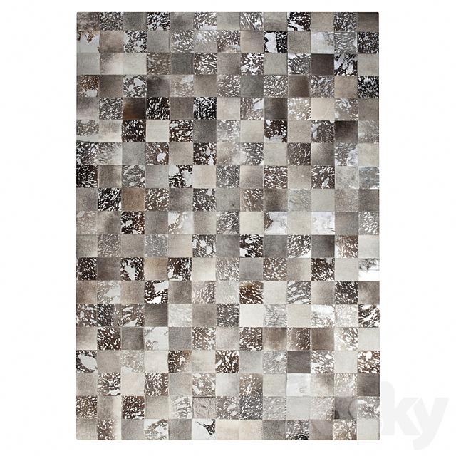 Carpet Cosmo Gray Fur from Kare design