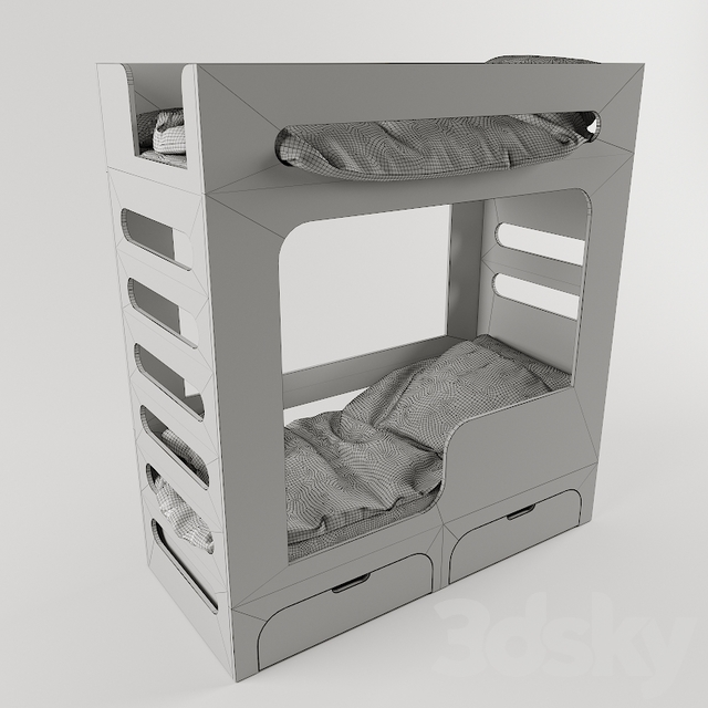 Bunk bed MOVE