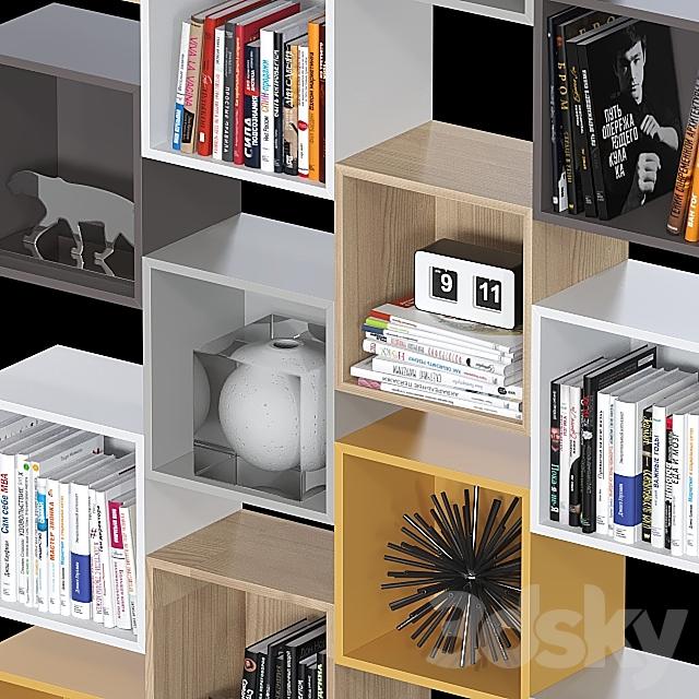 Combination wall cabinets IKEA Eket 5.