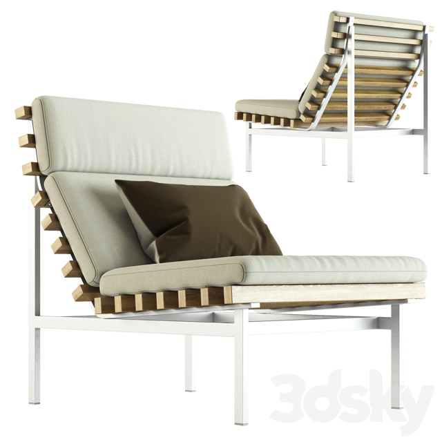 Blu Dot / Perch Outdoor Lounge Chair