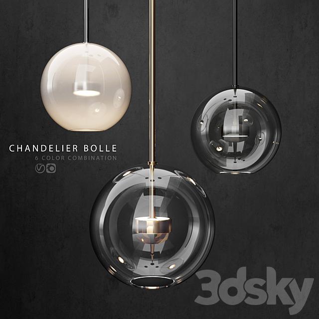 G & C Bolle 1 Bubble 6 colors