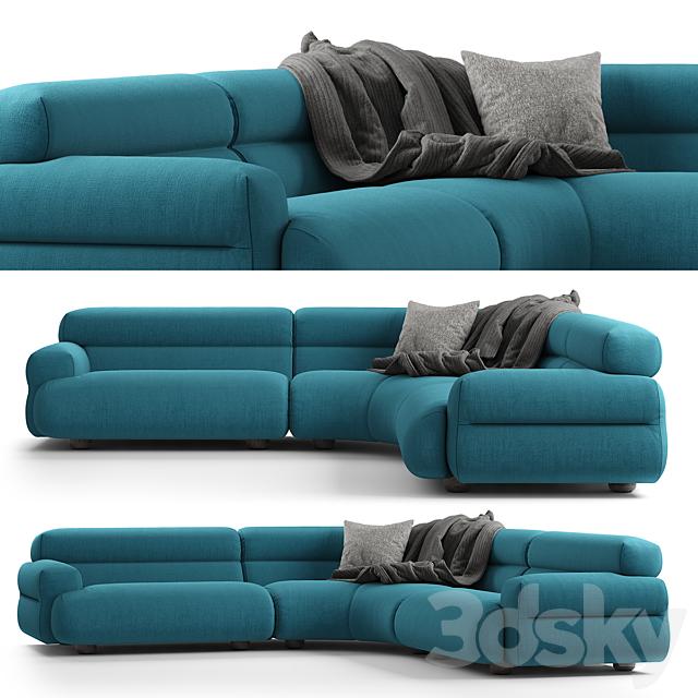 Jardan Valley Sofa Modular E