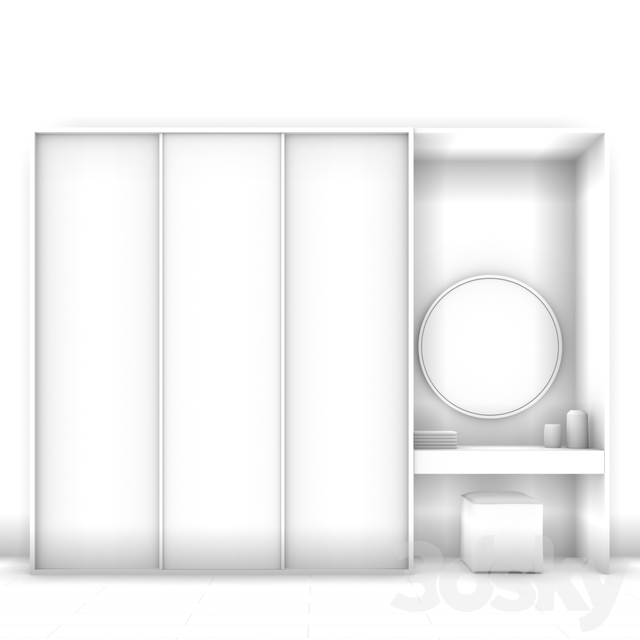 Furniture composition 02