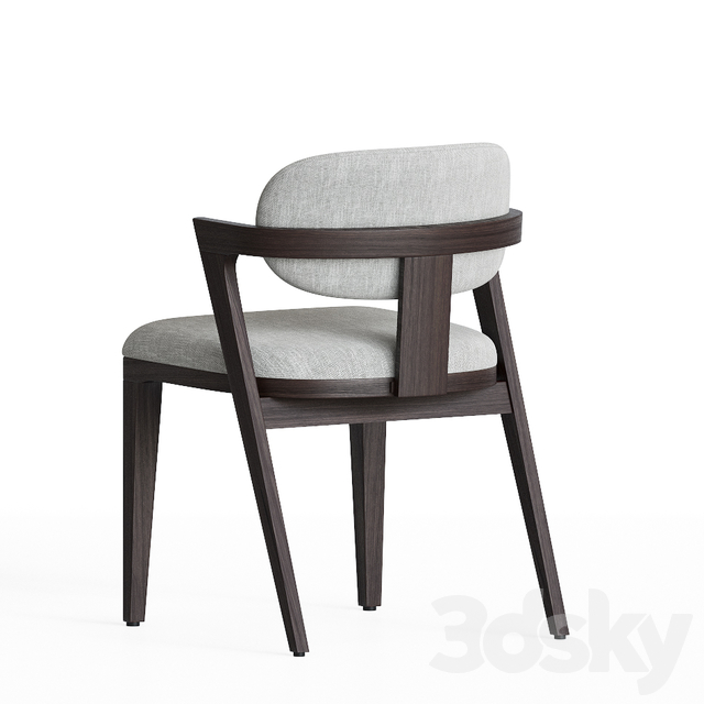 Westelm Adam Court Upholstered Dining Chair