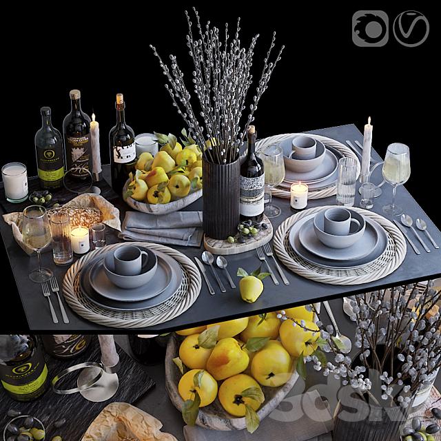 Table setting 30