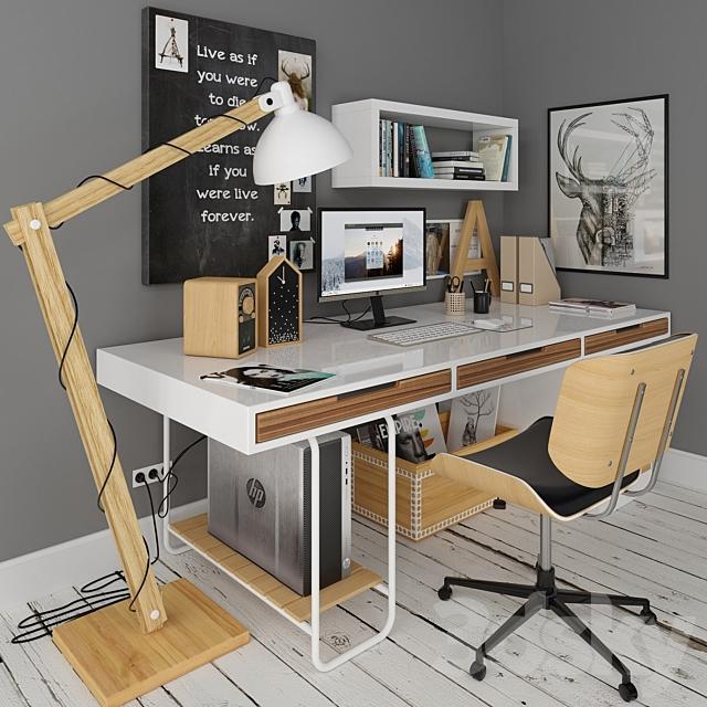 workplace scandinavian