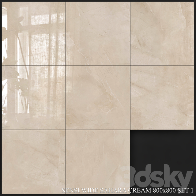 ABK Sensi Wide Sahara Cream 800x800 Set 1