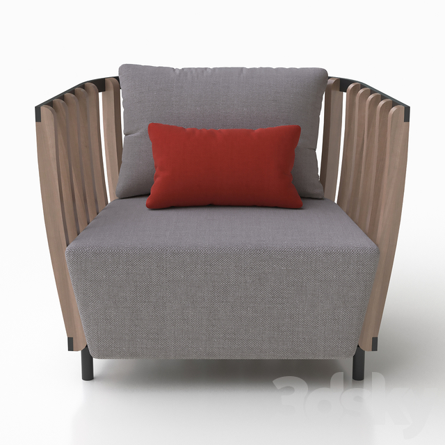 Lounge Chair from Ethimo