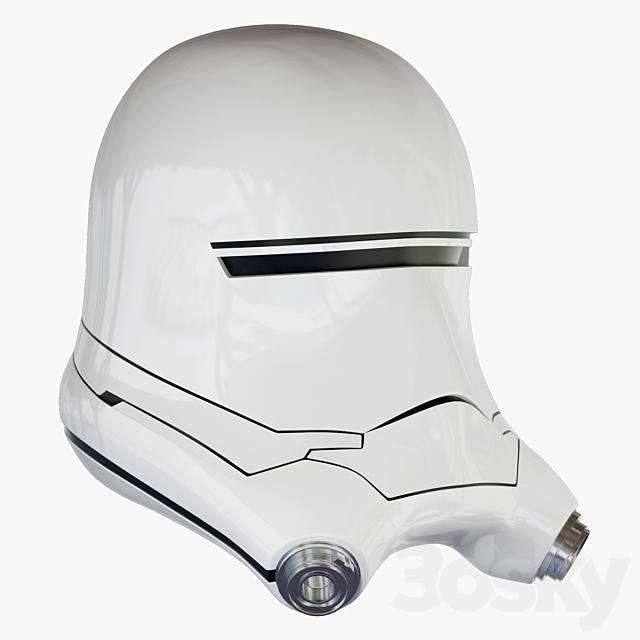 star wars flametrooper helmet