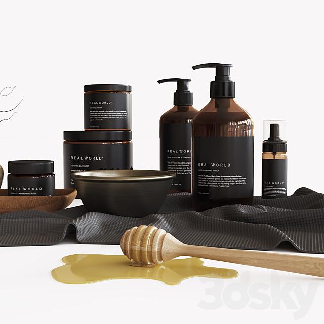 cosmetics Real World