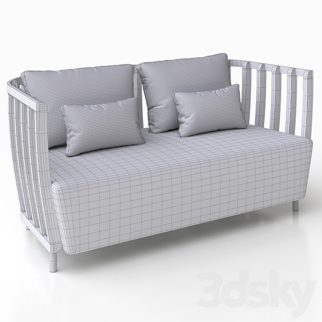 Double sofa from Ethimo