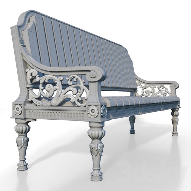Theater Bench