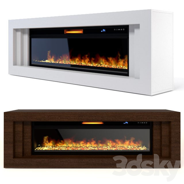 Royal Flame Vision 60 LED Fireplace