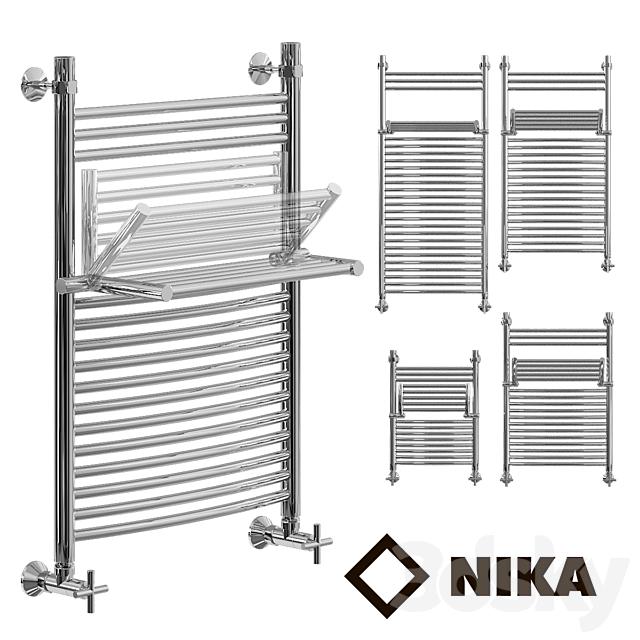Nike LDPV heated towel rail