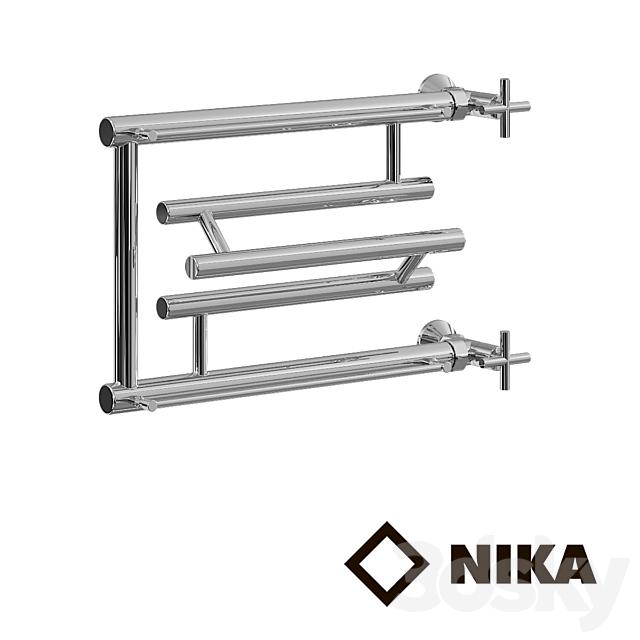 Nick's PL4 heated towel rail