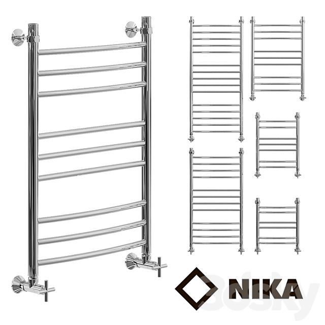 Heated towel rail of Nick LDP (g4)