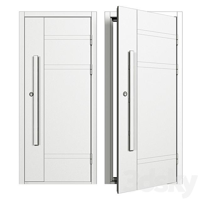 Entrance doors 5