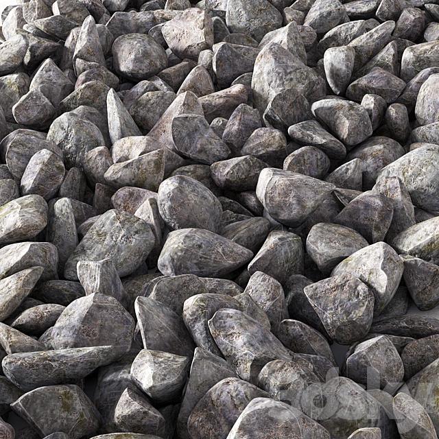 Ice Stone Rock / Ice Rock Rock