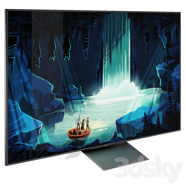 Tv Sony XD94 Series Full Collection Modern