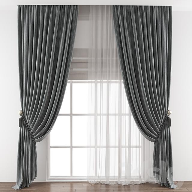 Curtain 418