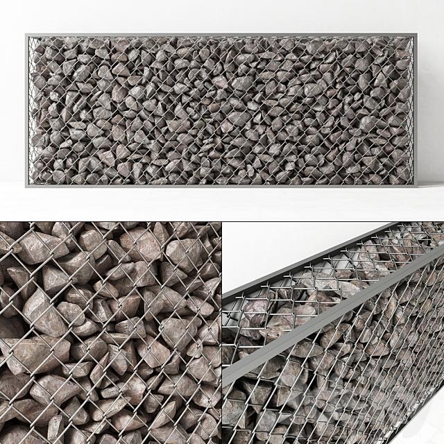 Gabion rock stone / Gabion rock rock