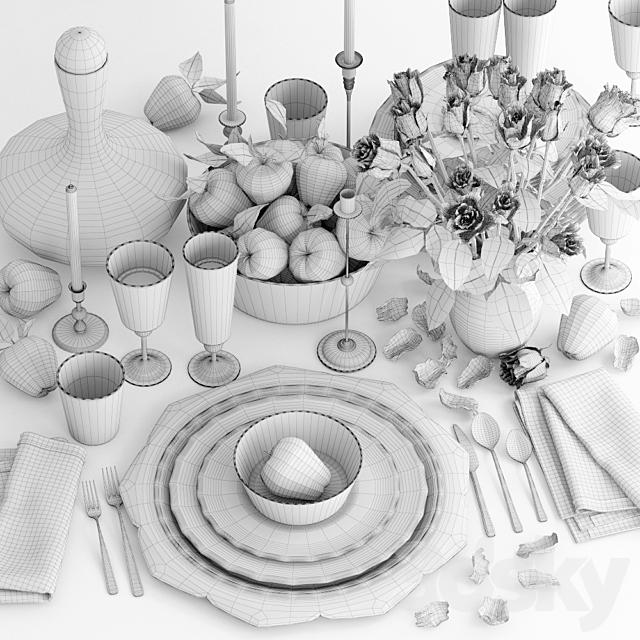 Table setting 31