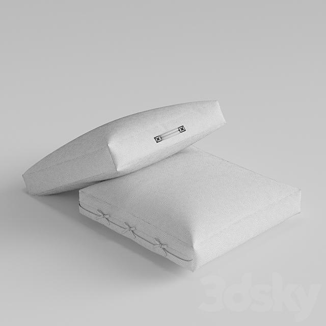 Crate & Barrel Velvet Cushion pillow