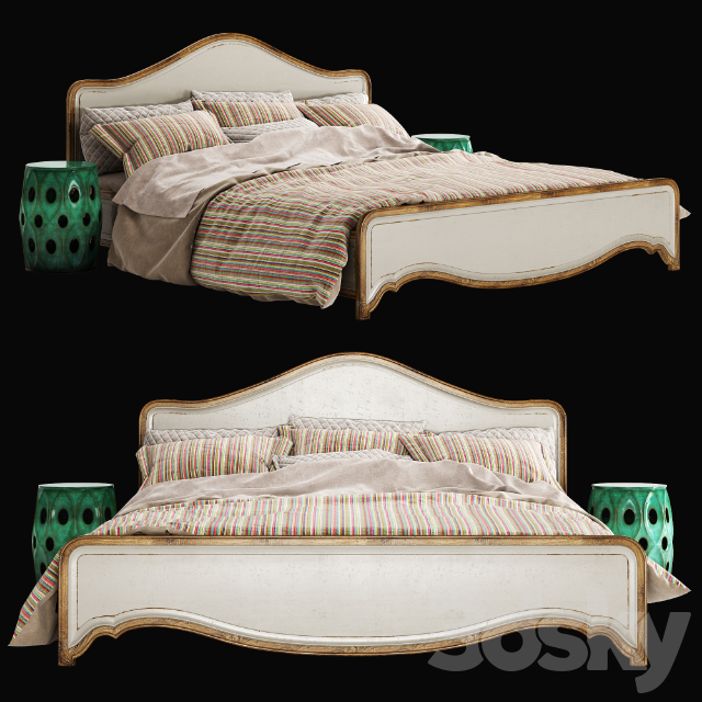 Classic bed_001
