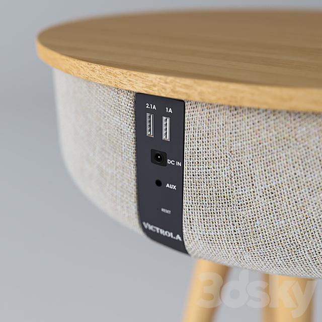 Bluetooth Speaker Table-Victrola i-star