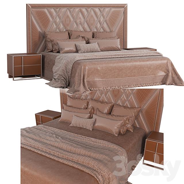 Bed HERVE Frato HEADBOARD