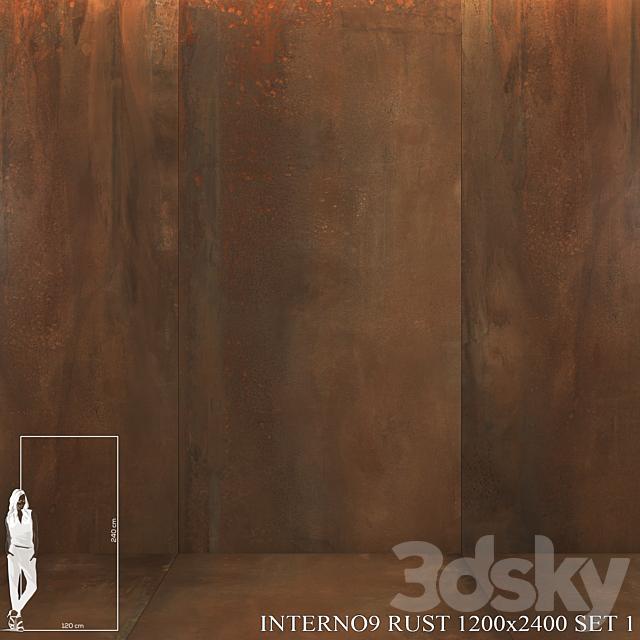 ABK Interno9 Rust 1200x2400 Set 1