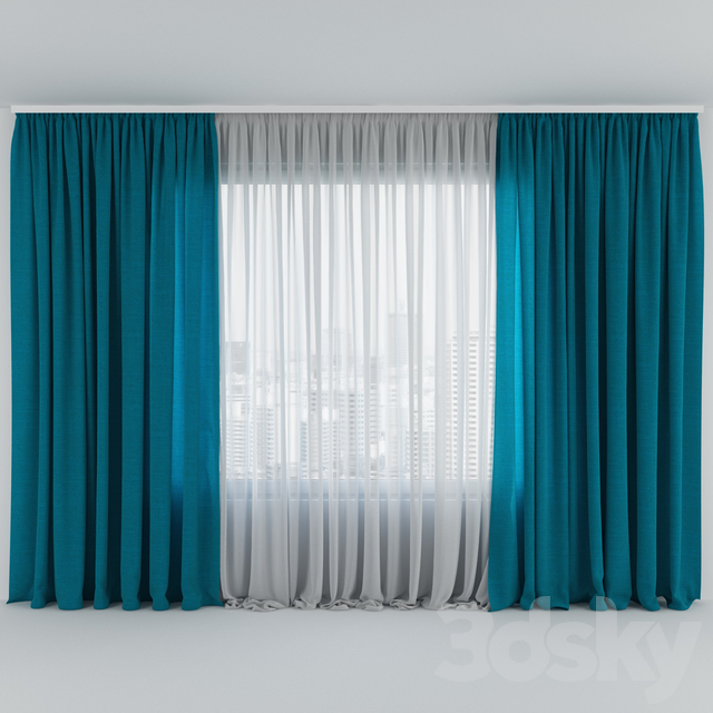 Curtains OXALIS