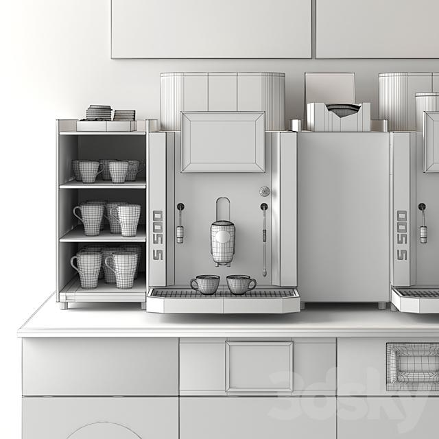 Rex Royal S500 coffee machine