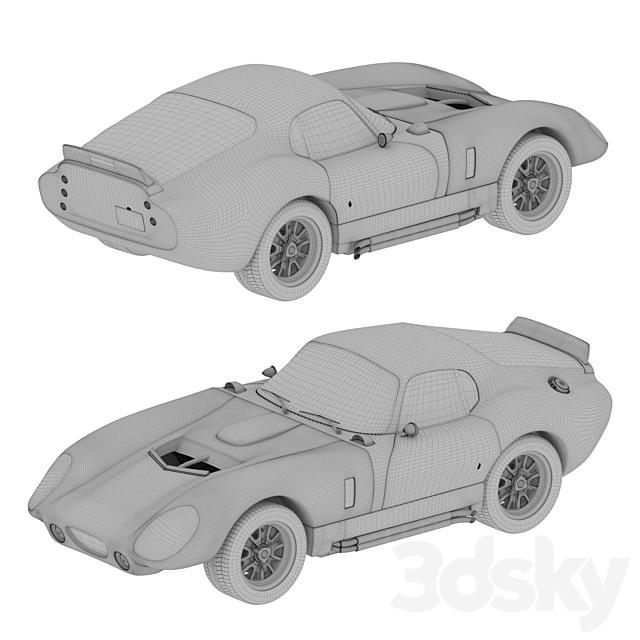 Shelby Daytona Cobra