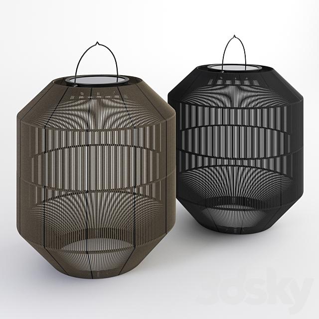Gloster Ambient Nest / Garden Lantern