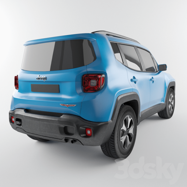 Jeep Renegade Trail-Hawk 2020