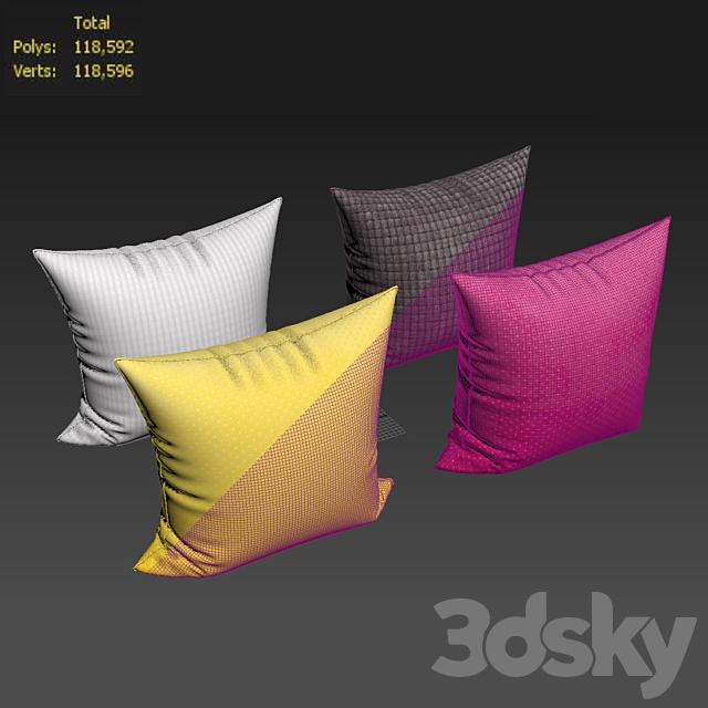 Decorative pillows set 428 Ikea
