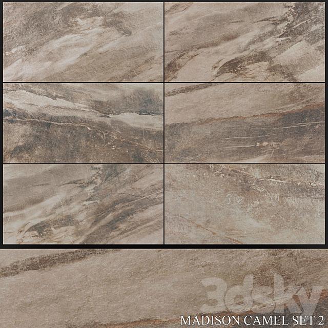 Azuliber Madison Camel Set 2