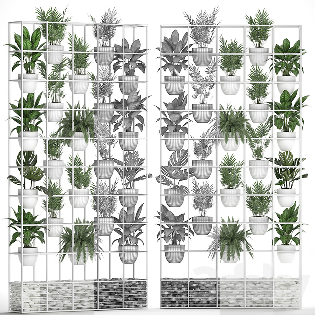 Vertical gardening. 26