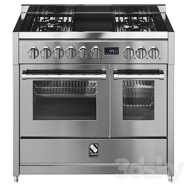 Gas stove Genesi-100