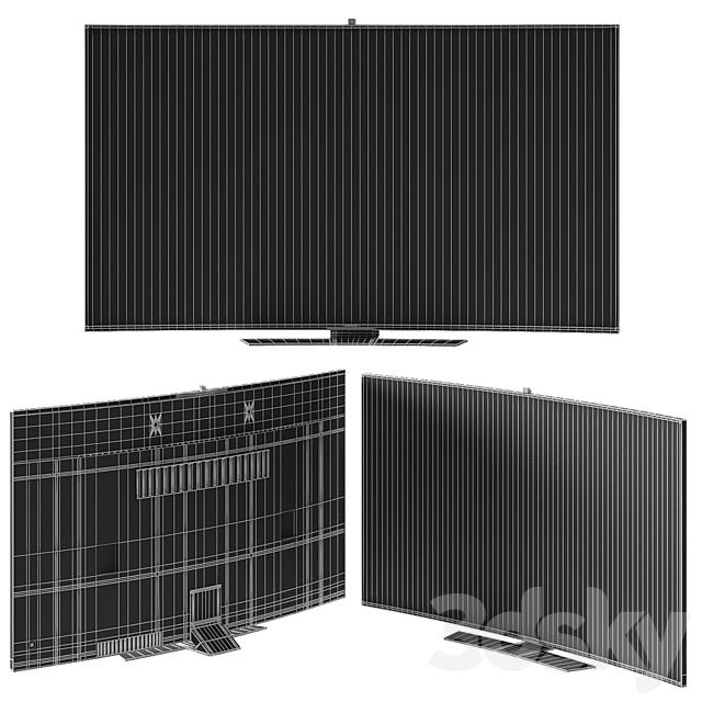 Samsung Curved Smart Tv