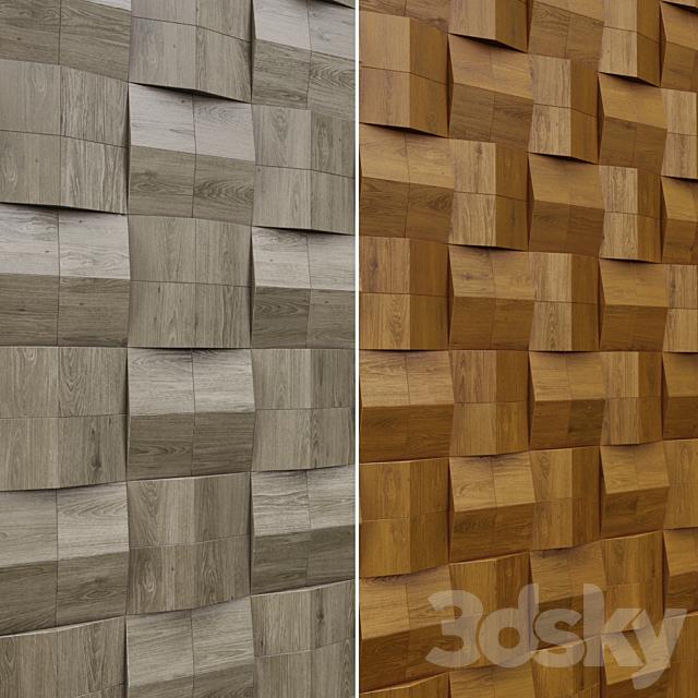 Wall Panel, 007