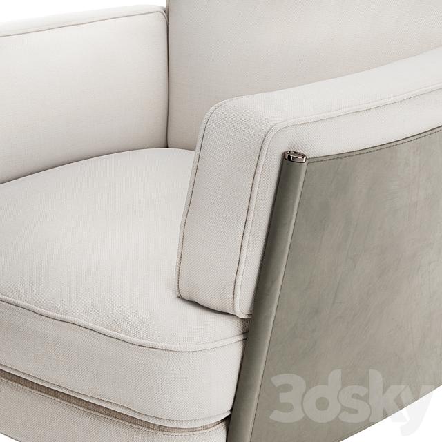 Minotti shelley armchair